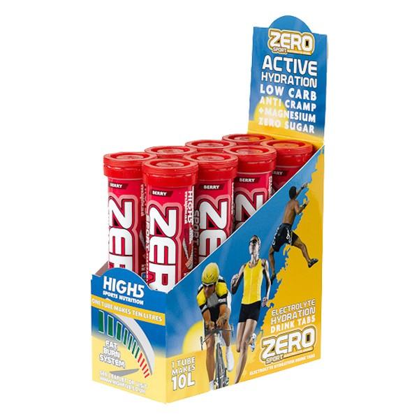 HIGH5 ZERO - das leckere Elektrolytgetränk für Ausdauersportler ...
