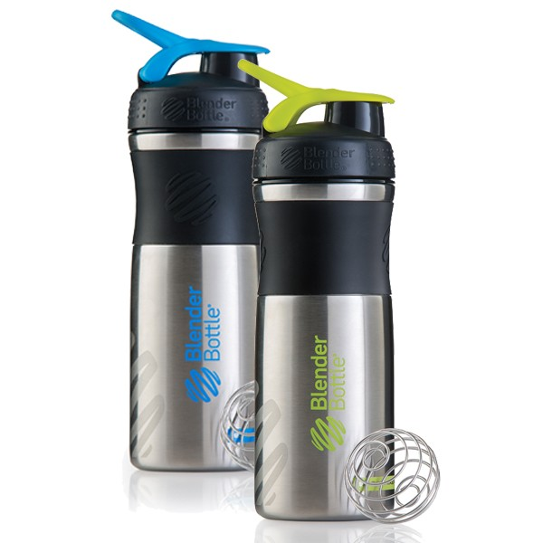 Blender Bottle® SportMixer Stainless Steel