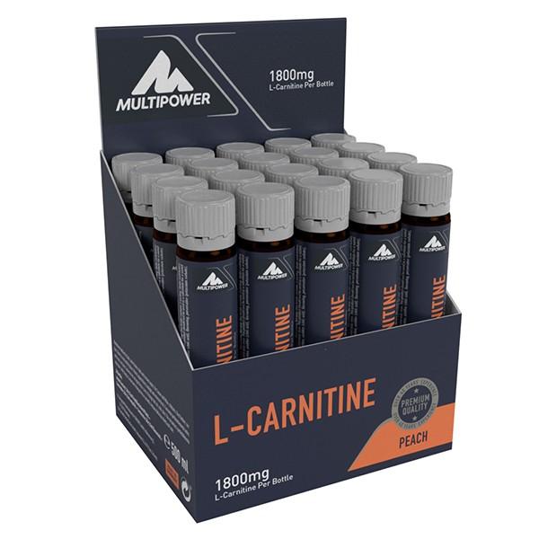 multipower l carnitine liquid