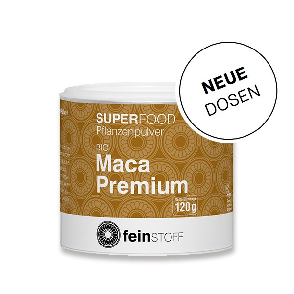 Feinstoff Maca Premium