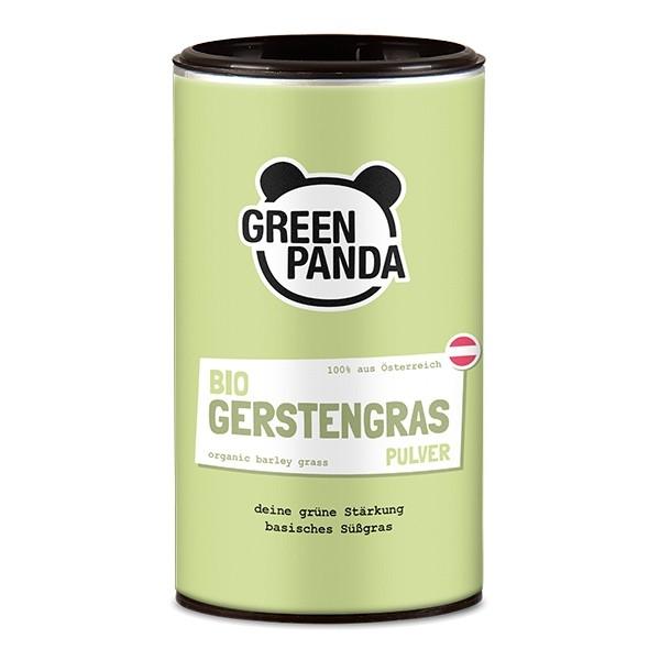 Green Panda bio Gerstengras aus Österreich