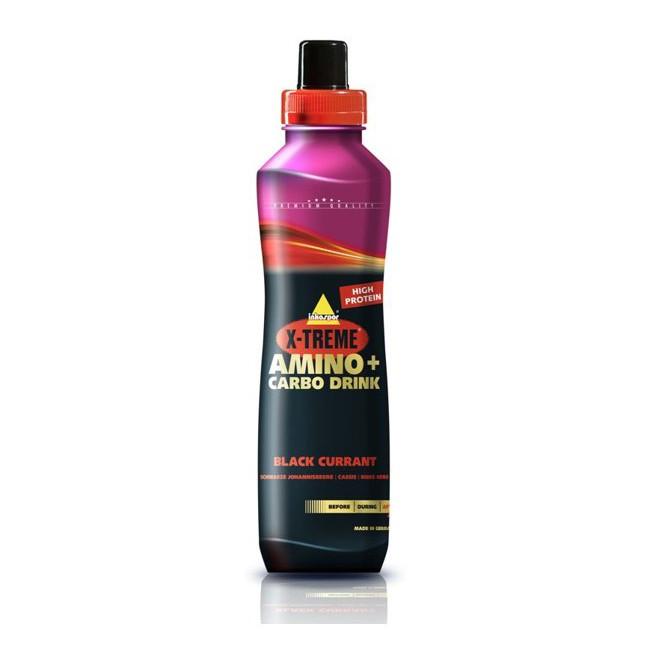 Inko X-Treme Amino+ Carbo Drink Schwarze Johannisbeere