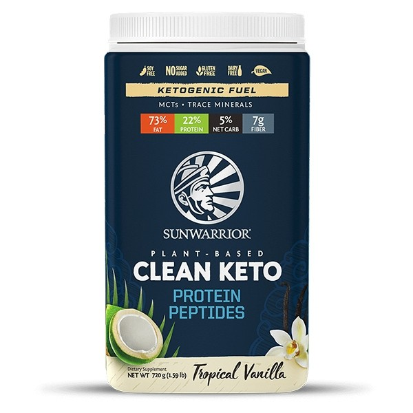 Sunwarrior Clean Keto Protein Peptides