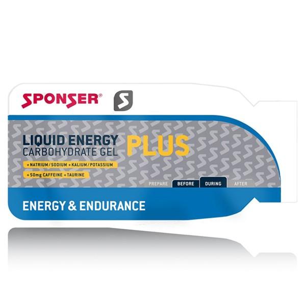 Sponser Liquid Energy Plus Beutel