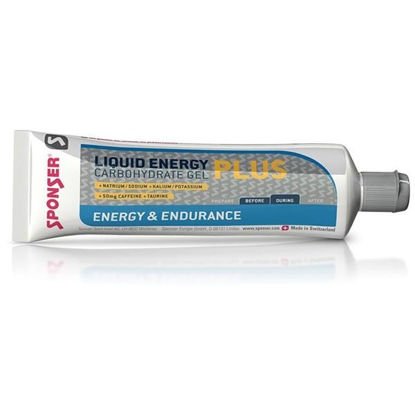 Sponser Liquid Energy Plus Gel