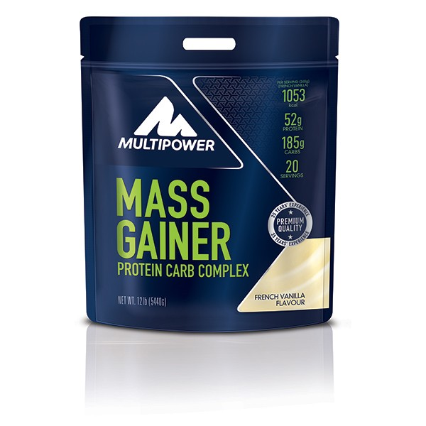 Multipower Mass Gainer Beutel