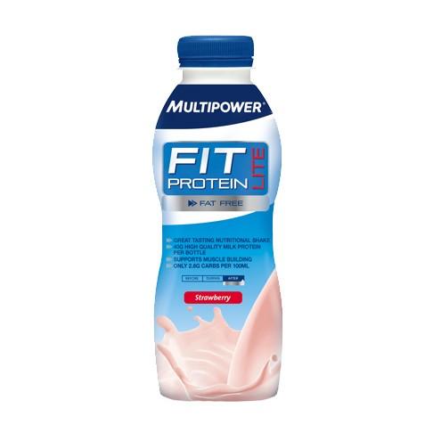 Multipower Fit Protein Lite - 12 Stück Packung