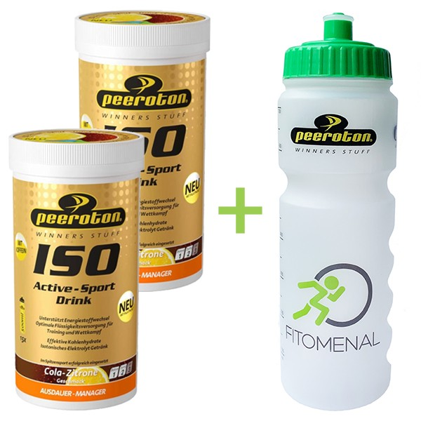 Peeroton ISO Active Sport Drink Aktion