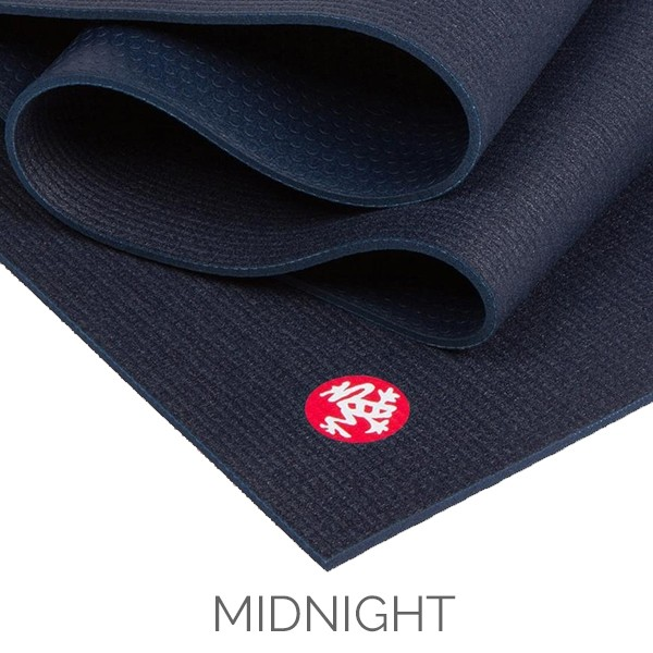 Manduka PROlite® long Yogamatte Midnight