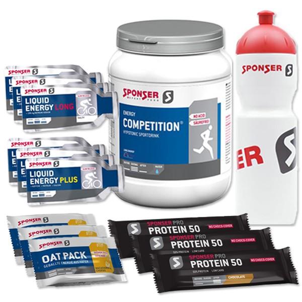 Sponser Triathlon-Paket TriYourLife