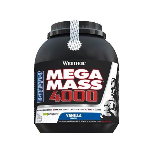 Weider Giant Mega Mass 4000