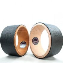 Yowheel Yogawheel / YogaRad Holz natur gölt