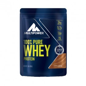 Multipower 100% Pure Whey Protein Beutel