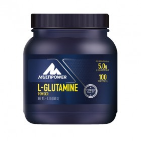 Multipower L-Glutamine Powder