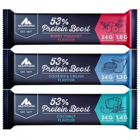 Multipower 53% Protein Boost Bar
