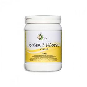 Mein Körper Protein und Vitamin Eiweißshake