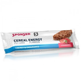 Sponser Cereal Energy Bar