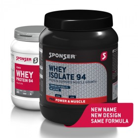 Sponser Whey Isolate Protein 94