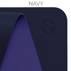 Manduka begin Yogamatte navy