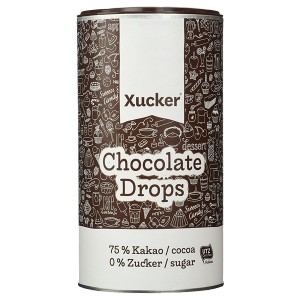 Xucker Chocolate Drops