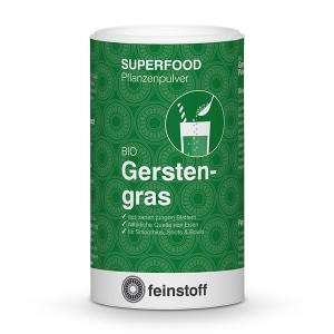Feinstoff Gerstengras