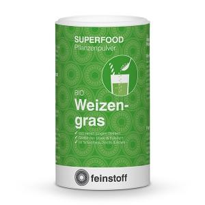 Feinstoff Weizengras