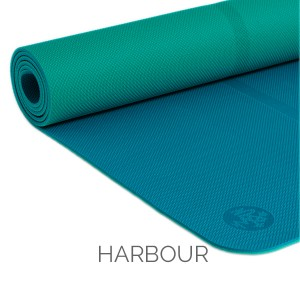 Manduka welcOMe Yogamatte Harbour