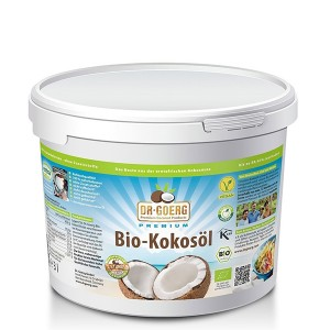 Dr. Goerg Premium Bio Kokosöl Vorratspackung