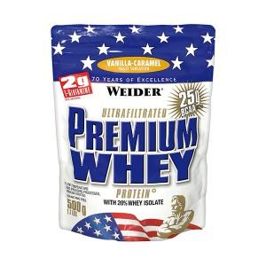 weider premium whey beutel
