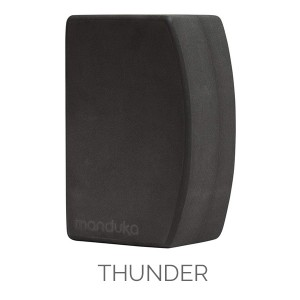 Manduka Recycled Foam UnBlock Thunder