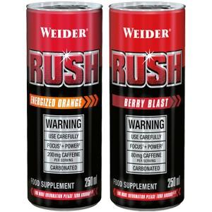 Weider Rush RTD 250ml