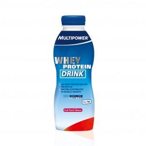 Multipower Whey Protein Drink Flasche