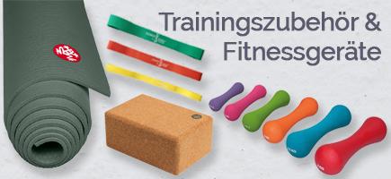 Trainingsgeräte und Fitness-Zubehör