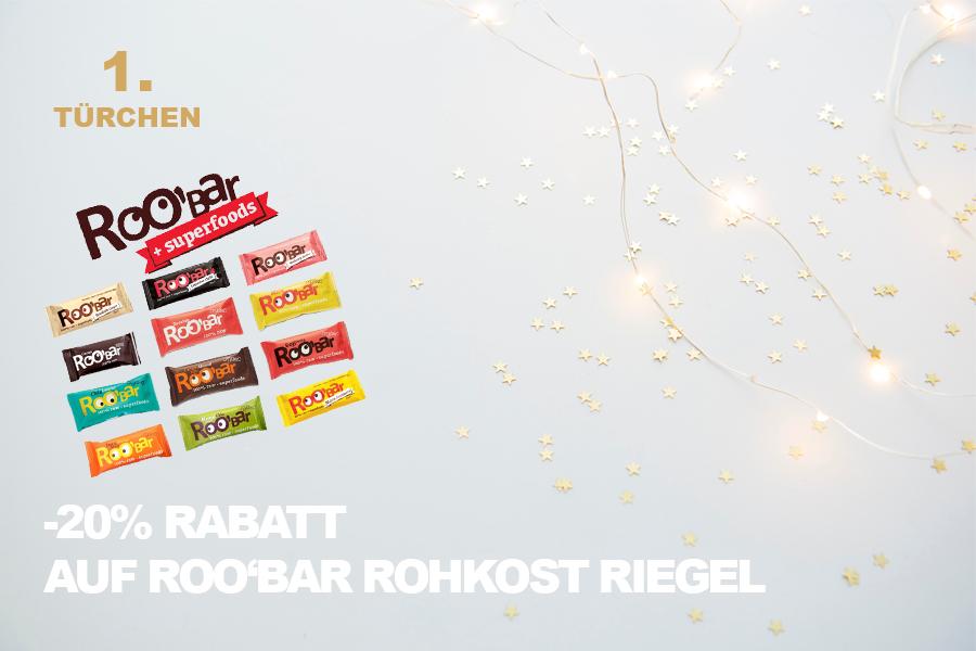Roo'Bar 20%